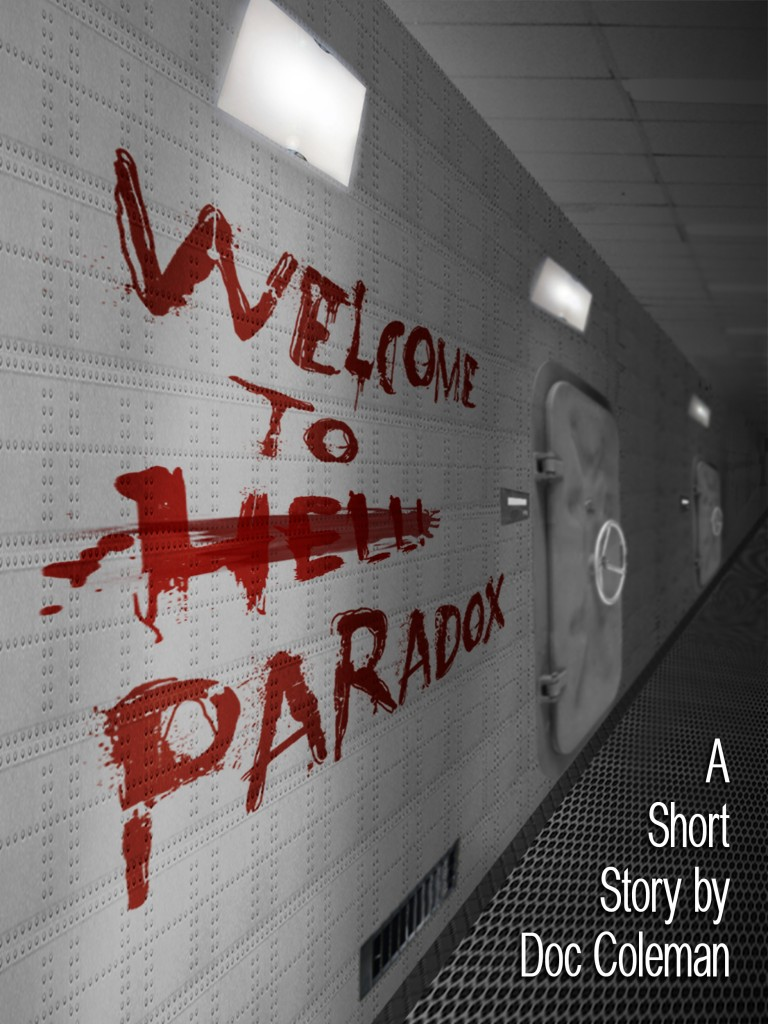 Welcome to Paradox Cover