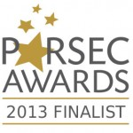 Parsec Finalist for 2013